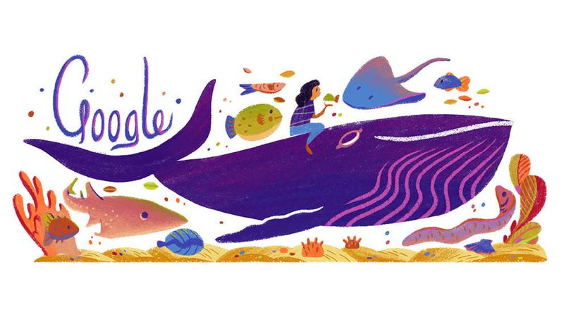 Alyssa Winans/Google 4 Doodle participant
