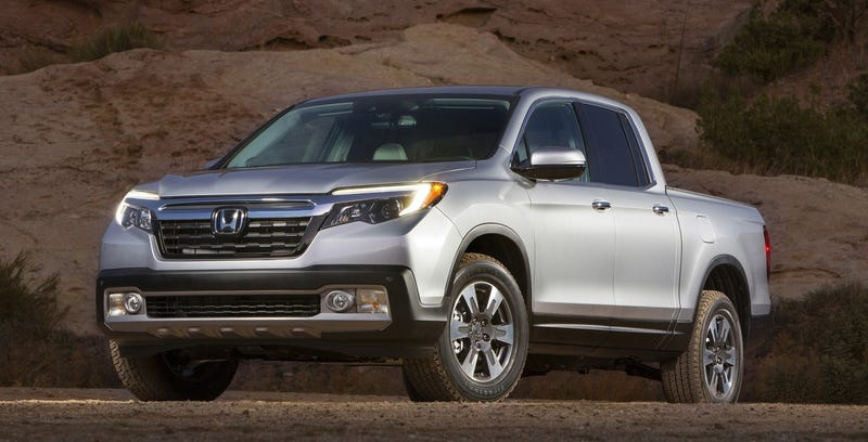 Illustration for article titled 2017 Honda Ridgeline: This Is It