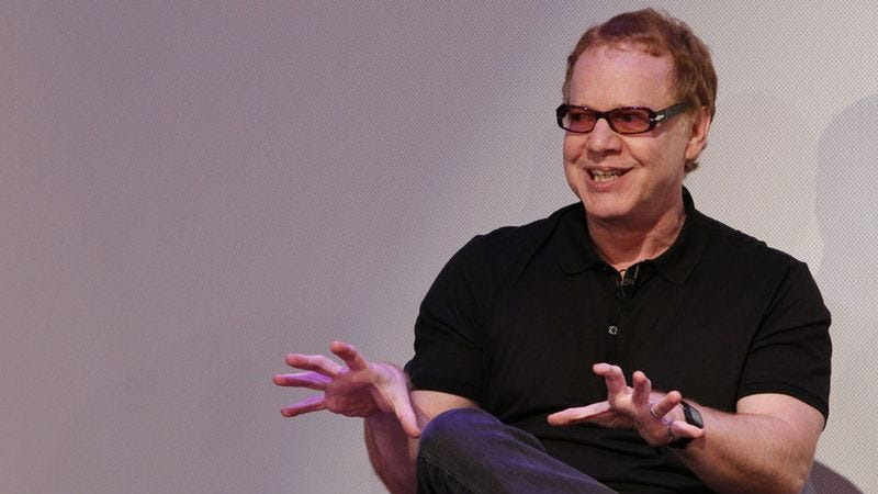 Illustration for article titled Danny Elfman on Oingo Boingo, film scores, and the Beatles almost ruining Batman