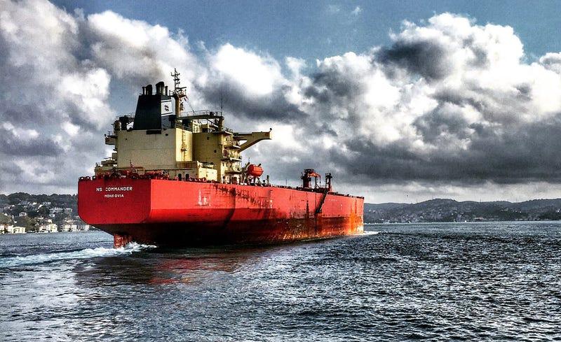 La corrosión es uno de los mayores problemas para los barcos actuales.