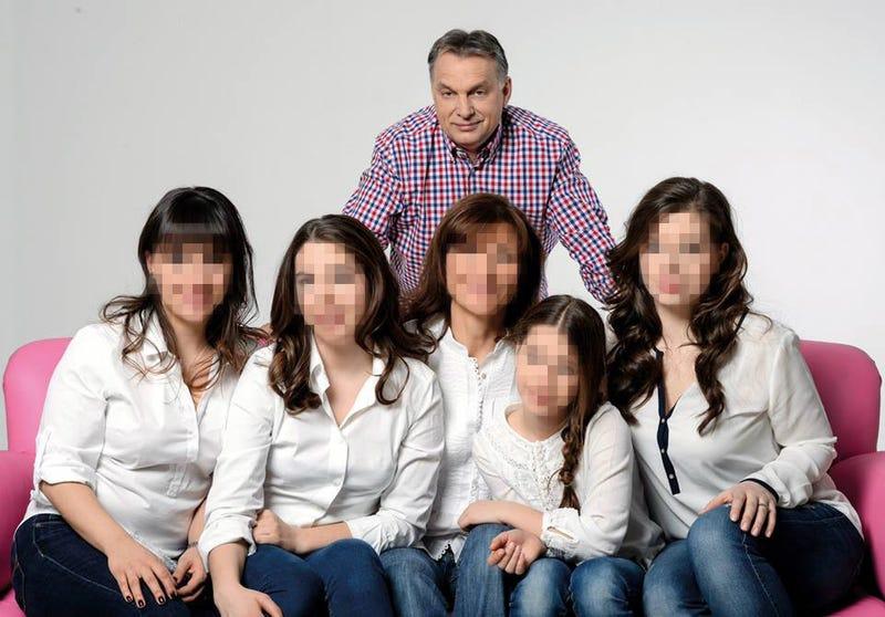 Illustration for article titled Az eddigi legjobb fénykép a nem közszereplő Orbán családról