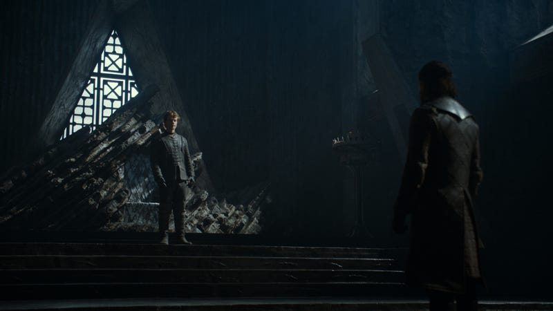 Illustration for article titled The Game Of Thrones studio tour opens in 2020, will now include more famous stabbing locations
