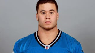 Daniel Holtzclaw in 2009, when he was a player for the Detroit LionsNFL Photos/Getty Images