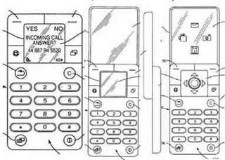 Illustration for article titled Sony Ericsson Patents Sliding Touchscreen Phone