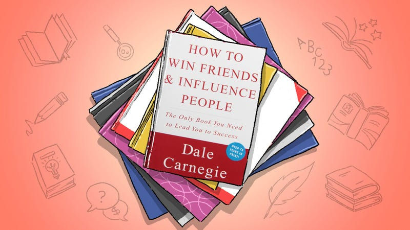 Illustration for article titled 80 Years Later: How to Win Friends & Influence People Is a Strange Version of Self-Help