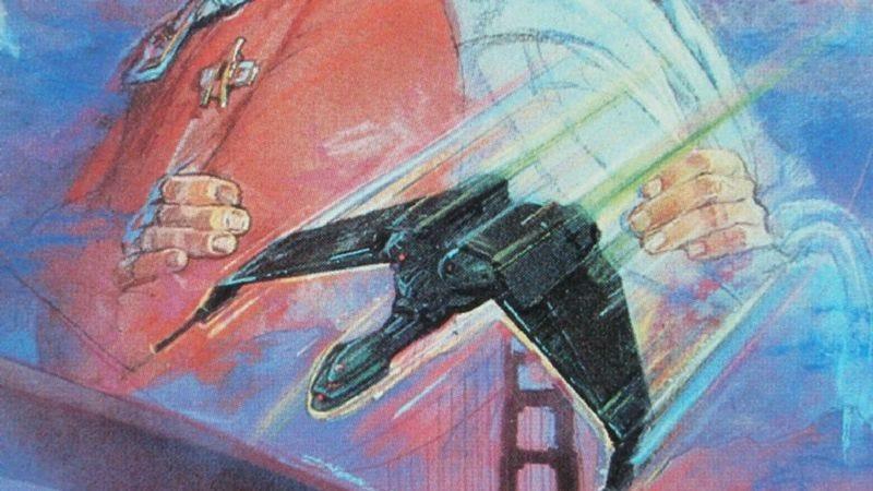 Illustration for article titled Star Trek: Star Trek III: The Search For Spock / Star Trek IV: The Voyage Home