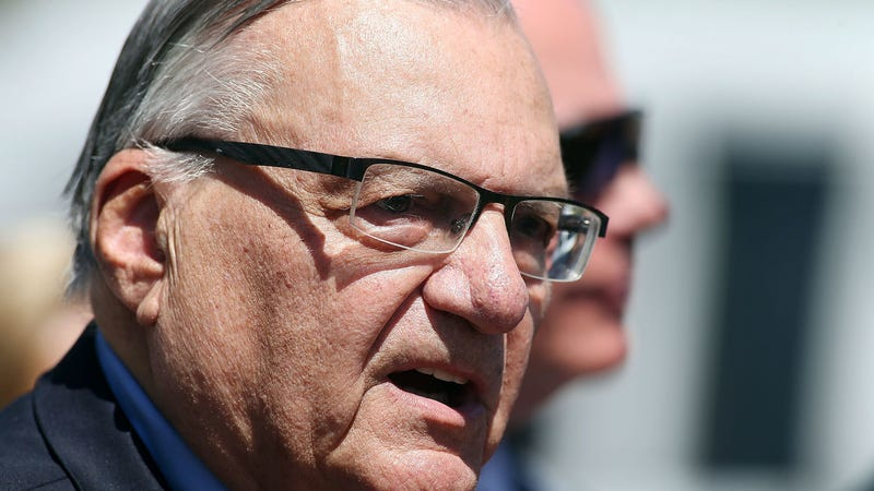 Racist Joe Arpaio Wants to Crawl Back Into His Old Sheriff Job