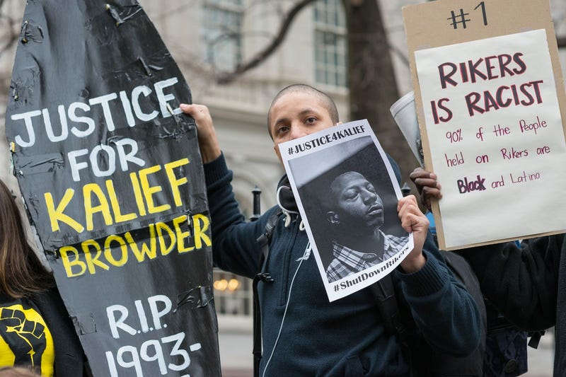 Illustration for article titled New York City Settles With Family of Kalief Browder for $3.3 Million
