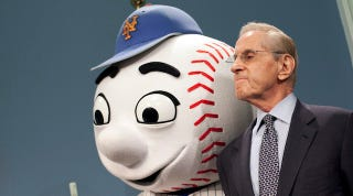 Illustration for article titled One Of The Mets' New Minority Owners Has Been Accused Of Consumer Fraud. He'll Fit Right In.