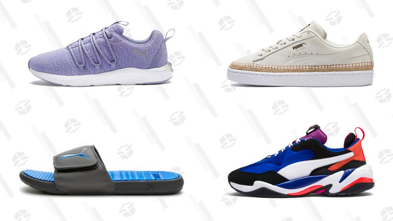 Up to 40% Off Select Shoes | PUMA