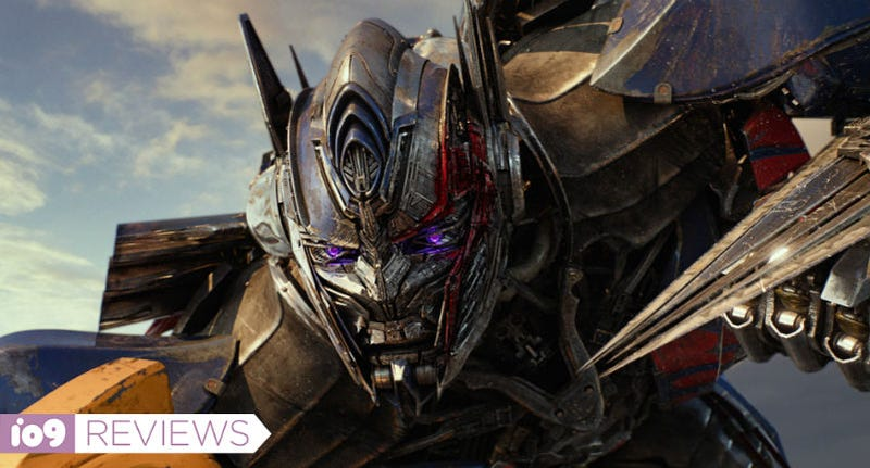 Optimus Prime isn't in 80% of Transformers: The Dark Knight. All Images: Paramount