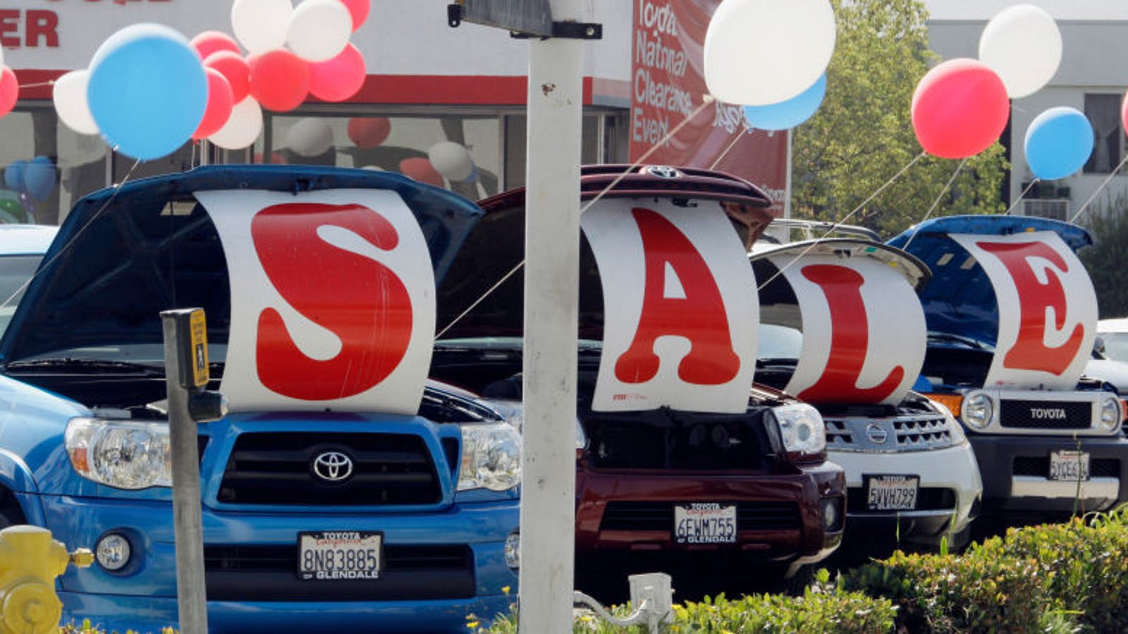 Memorial Day Car Deals: Those Memorial Day Weekend Car Sales Might Not Be As Good
