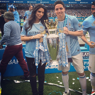 Illustration for article titled Samir Nasri's Girlfriend Is Not Happy With France's World Cup Team