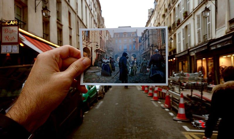 Illustration for article titled Assassin's Creed's Paris vs Paris, 2014