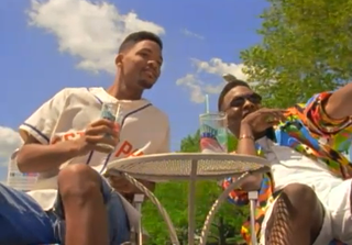 "Scene from ""Summertime"" videoYouTube screenshot"