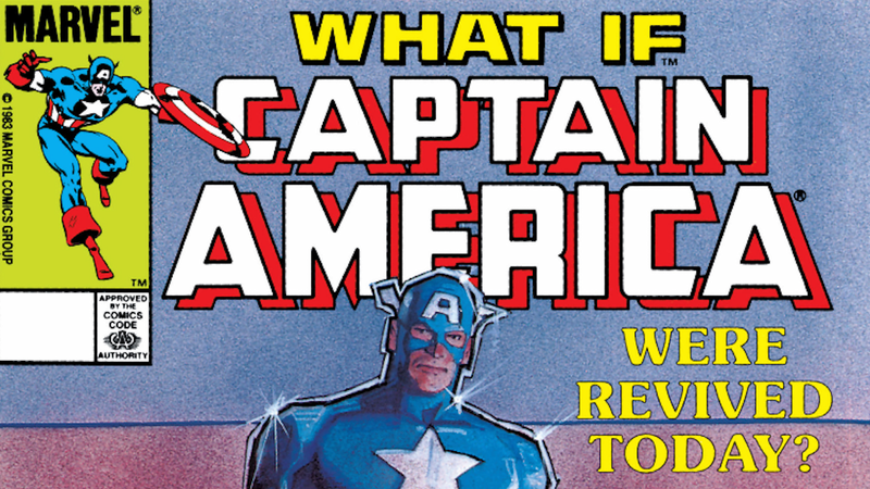 Illustration for article titled Disney might be working on a streaming show based on Marvel's What If comics