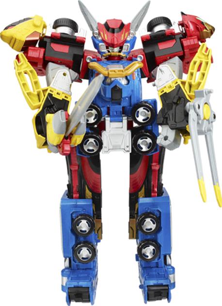 Exclusive Look at Hasbro's Power Rangers Beast Morphers Zords