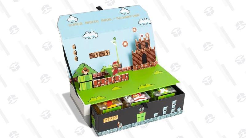 Sugarfina x Super Mario Bros. Collection