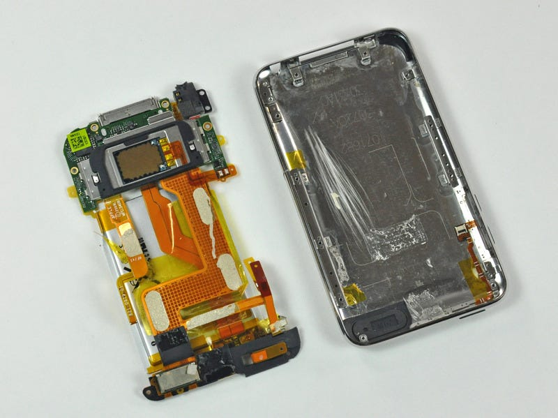 Illustration for article titled New iPod Touch Teardown Reveals 802.11n, FM Transmission Hardware, Plus Room For Nano Camera