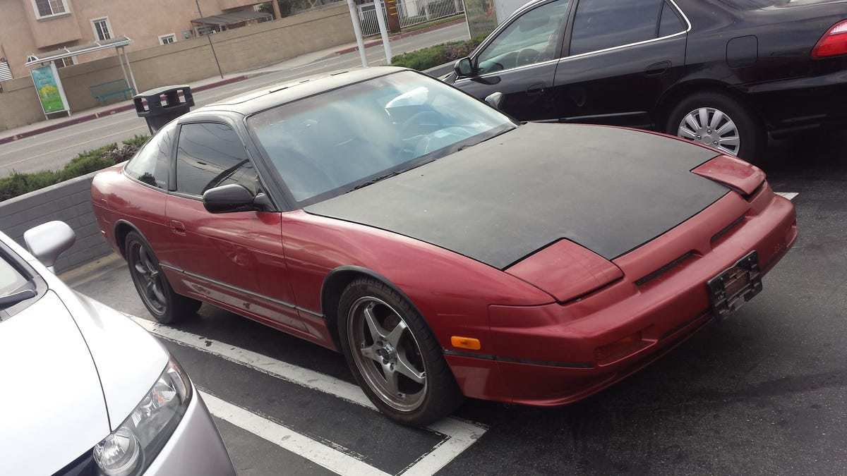 Buying A Cheap Craigslist Nissan 240sx Is The Best Worst Idea Ever