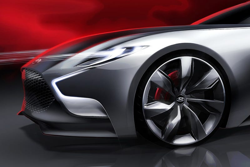 Illustration for article titled Hyundai Sportscar Confirmed!!!