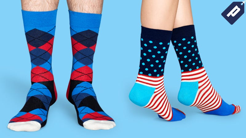 Illustration for article titled The Happy Socks Summer Sale: Save Up To 50% On Endless Designs