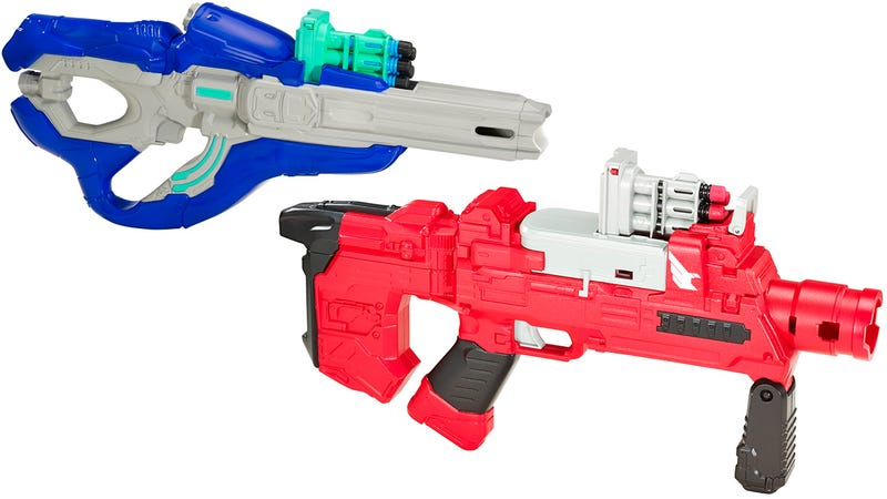 Illustration for article titled These Are the BOOMco Halo Blasters Master Chief Would Choose