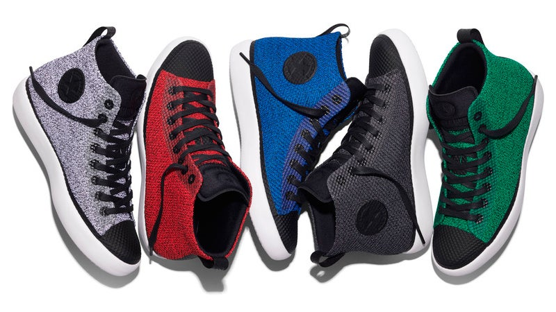 The Converse All Stars Modern