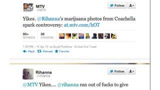 Illustration for article titled Rihanna Tells Us Exactly How Many Fucks She Gives (Hint: It's Zero Fucks)