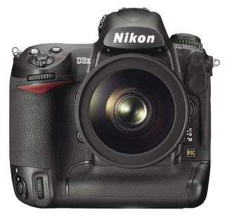Illustration for article titled Rumor: Nikon D3s Due Out In October, Adds 1080p Video