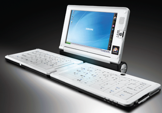 Illustration for article titled Specs Drop for Samsung's Touchscreen, WiMax UMPC SPH-9200