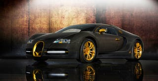 Illustration for article titled Mansory Bugatti Veyron