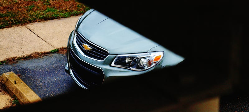 Illustration for article titled The Chevy SS Isn't The Muscle Car You Think It Is