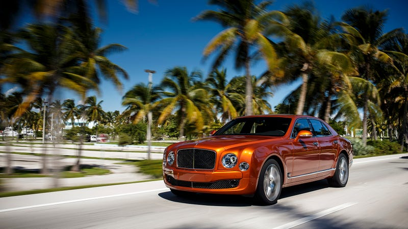 Illustration for article titled Can Somebody Please Explain The Bentley Mulsanne Speed To Me?
