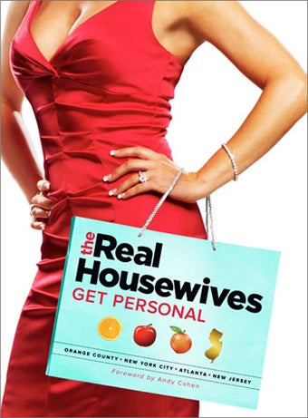 Illustration for article titled Real Housewives Book Is An Absolute Treasure