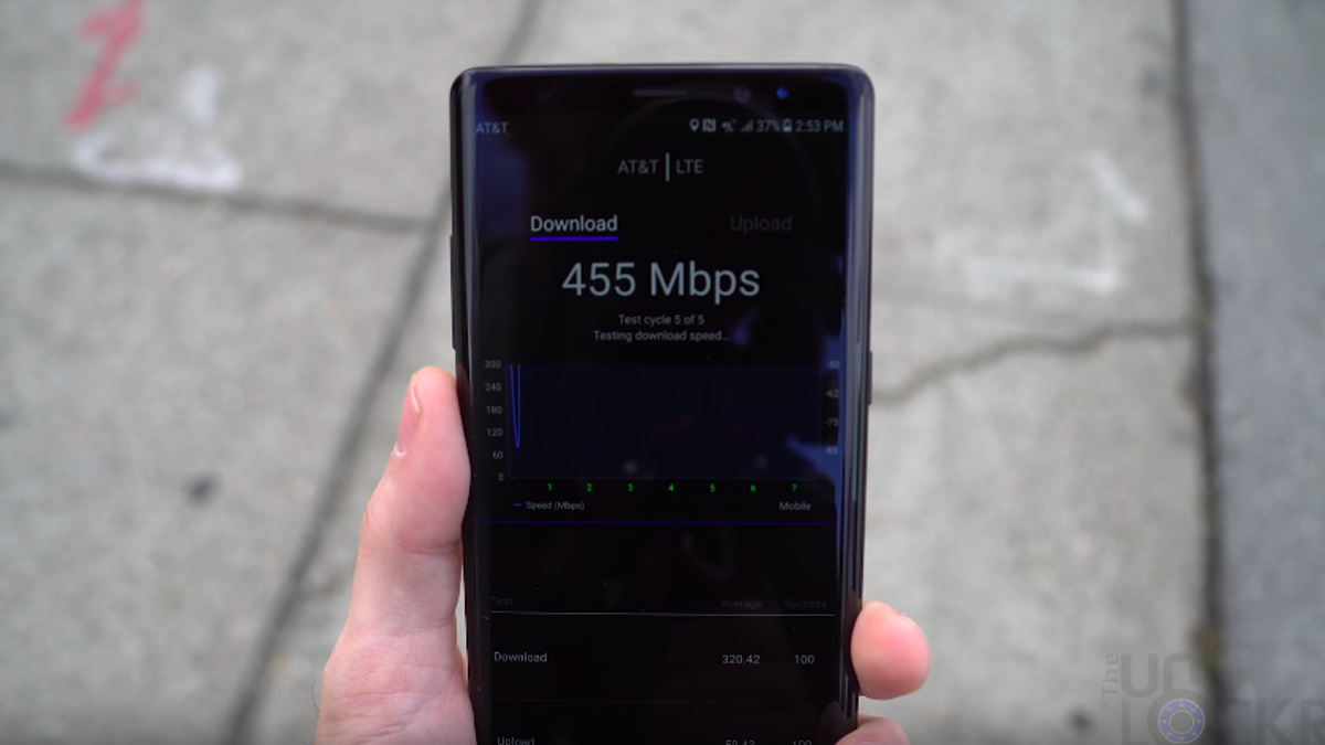 how (and why) to get gigabit lte on your android