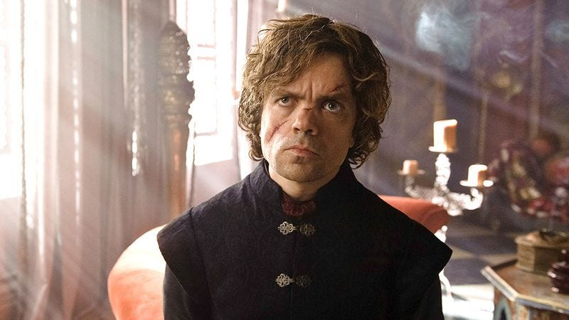 Illustration for article titled Tyrion Lannister beats both Clinton and Trump in recent presidential poll