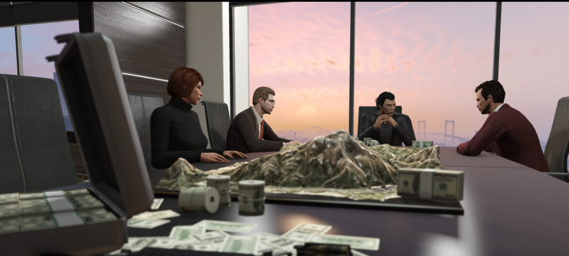 Illustration for article titled The Debate Over Cheating In Grand Theft Auto Online,Waged By Two Friends Who Disagree