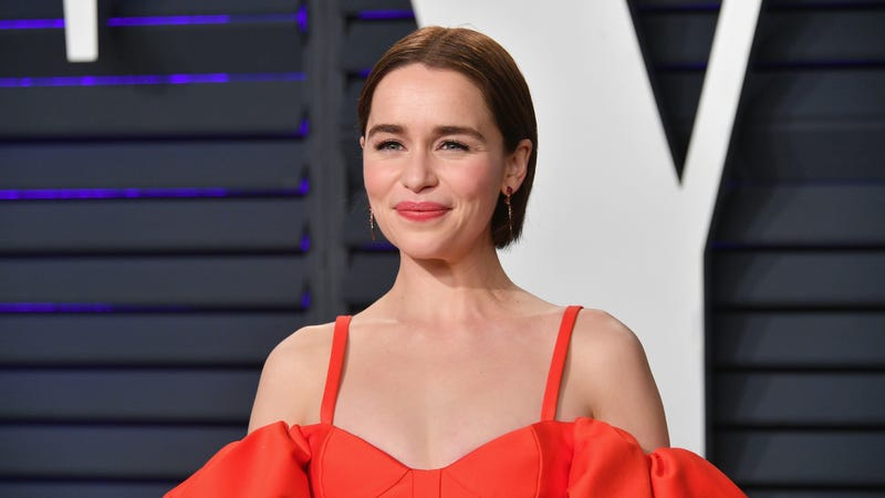 Illustration for article titled Emilia Clarke opens up about life-threatening aneurysms while filming Game Of Thrones