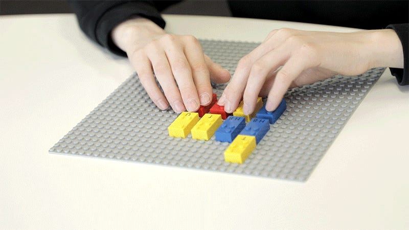 Lego's Newest Sets Leverage the World's Most Popular Toy To Teach Kids Braille