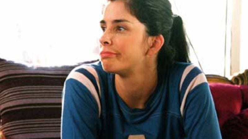 """Illustration for article titled The Sarah Silverman Program: """"Bored Of The Rings"""""""