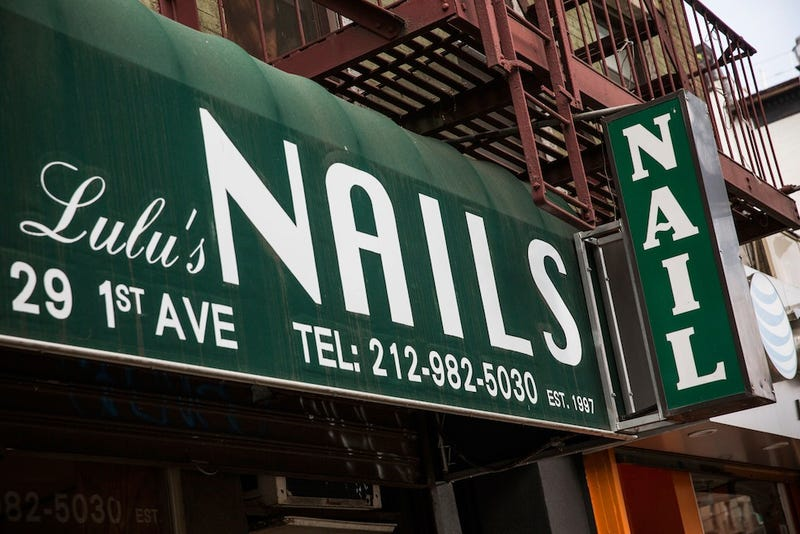 Illustration for article titled New Legislation Protecting Nail Salon Workers Has Been Passed
