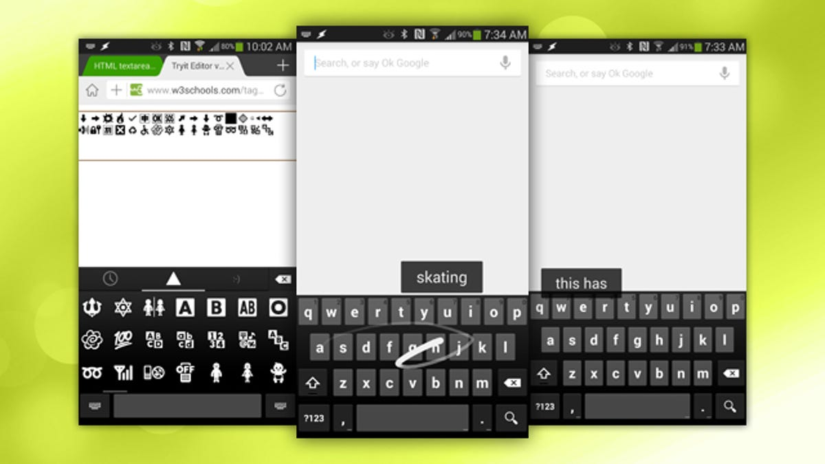 Get android kitkats keyboard on your current jelly bean phone biocorpaavc Gallery
