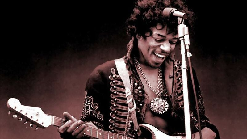 Illustration for article titled Welcome back, Jimi Hendrix!