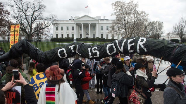 Keystone XL Is Blocked for Now, but the SCOTUS Ruling Helps 70 Other Pipelines