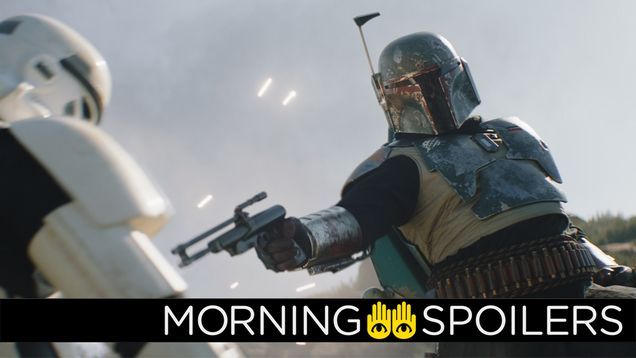 The Book of Boba Fett Wants to Dive Back Into Star Wars  Past
