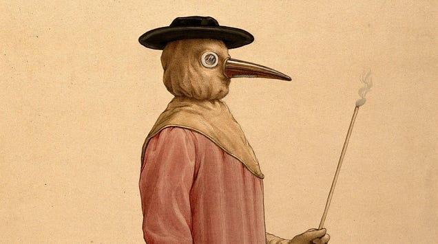 A Brief History of Medical Face Masks