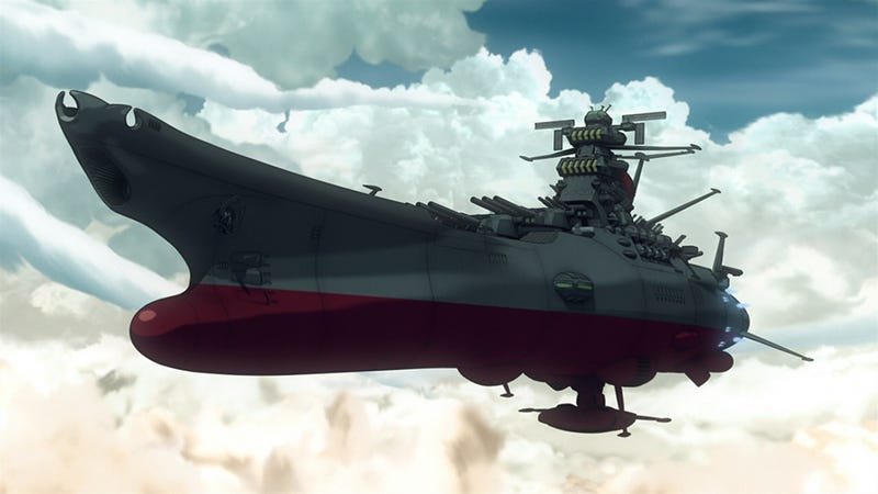 Illustration for article titled Yamato 2199 is a Bold New Way to Make an Anime