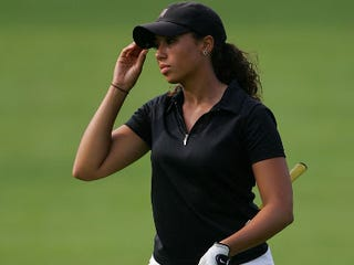 Cheyenne Woods (Getty Images)