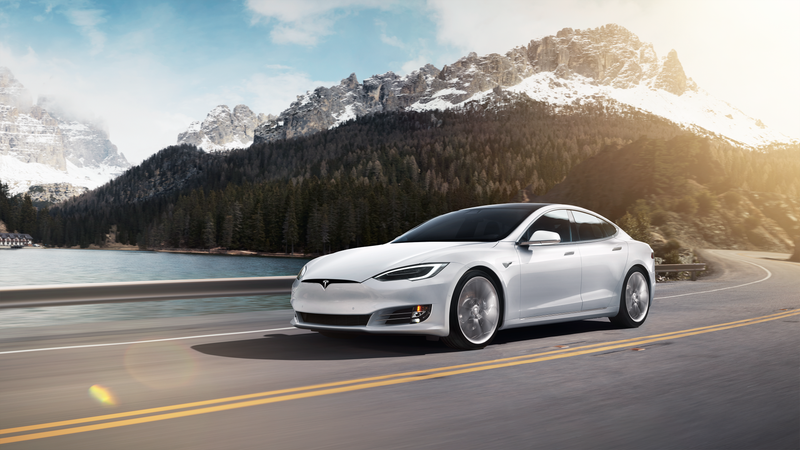 Illustration for article titled Elon Musk Says A Model S Is Doing The Nürburgring, Didn't Tell The Nürburgring